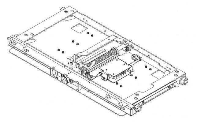 Тележки аппаратные для вакуумного выключателя